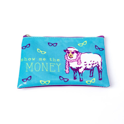 Coin Pouch- Sheep