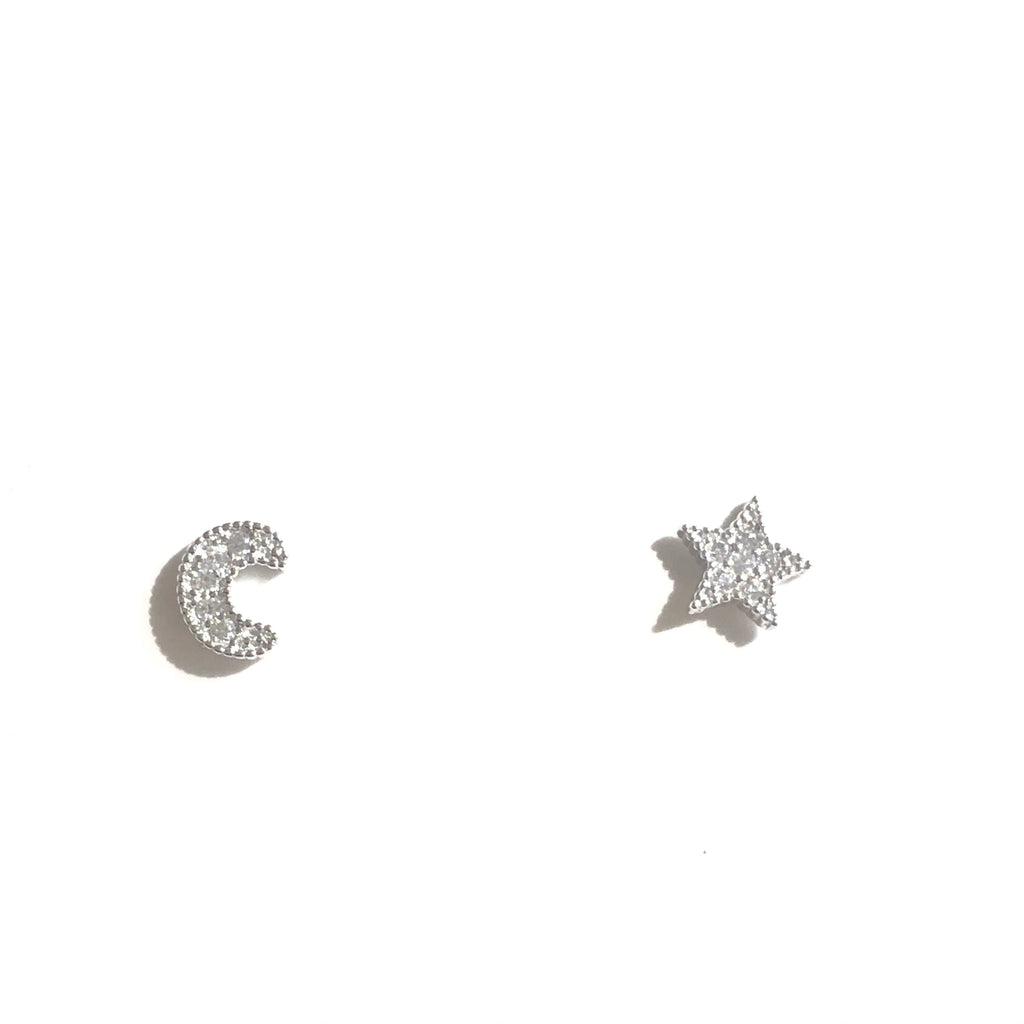 Starley Moon Earrings