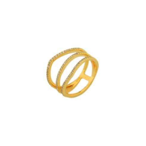 Vail Triple Trouble Ring