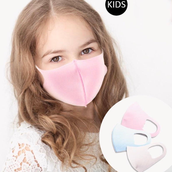 Noellery Strong Unisex Kids Reusable Face Mask