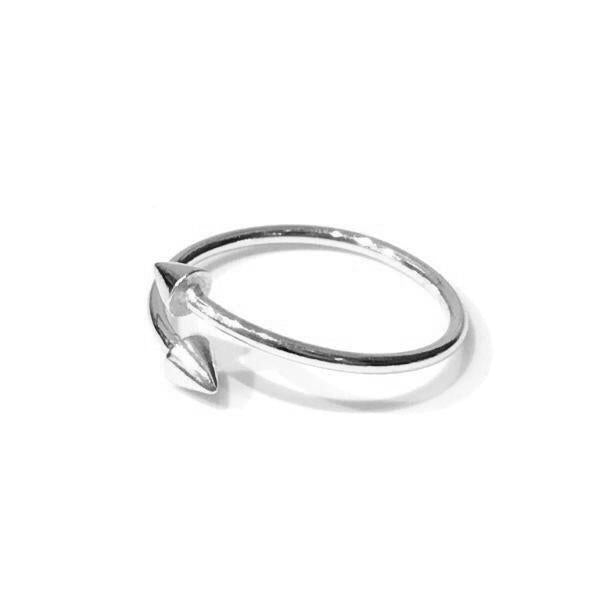 Spilly Plain Wrap Ring