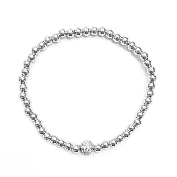 Polly Ball Sparkle Bracelet