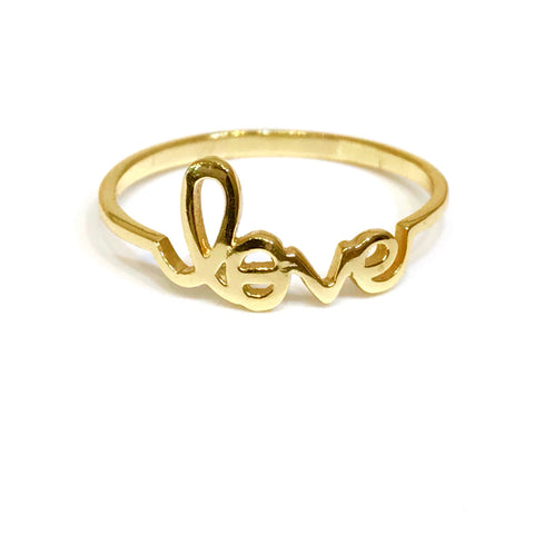 Amore Love Ring