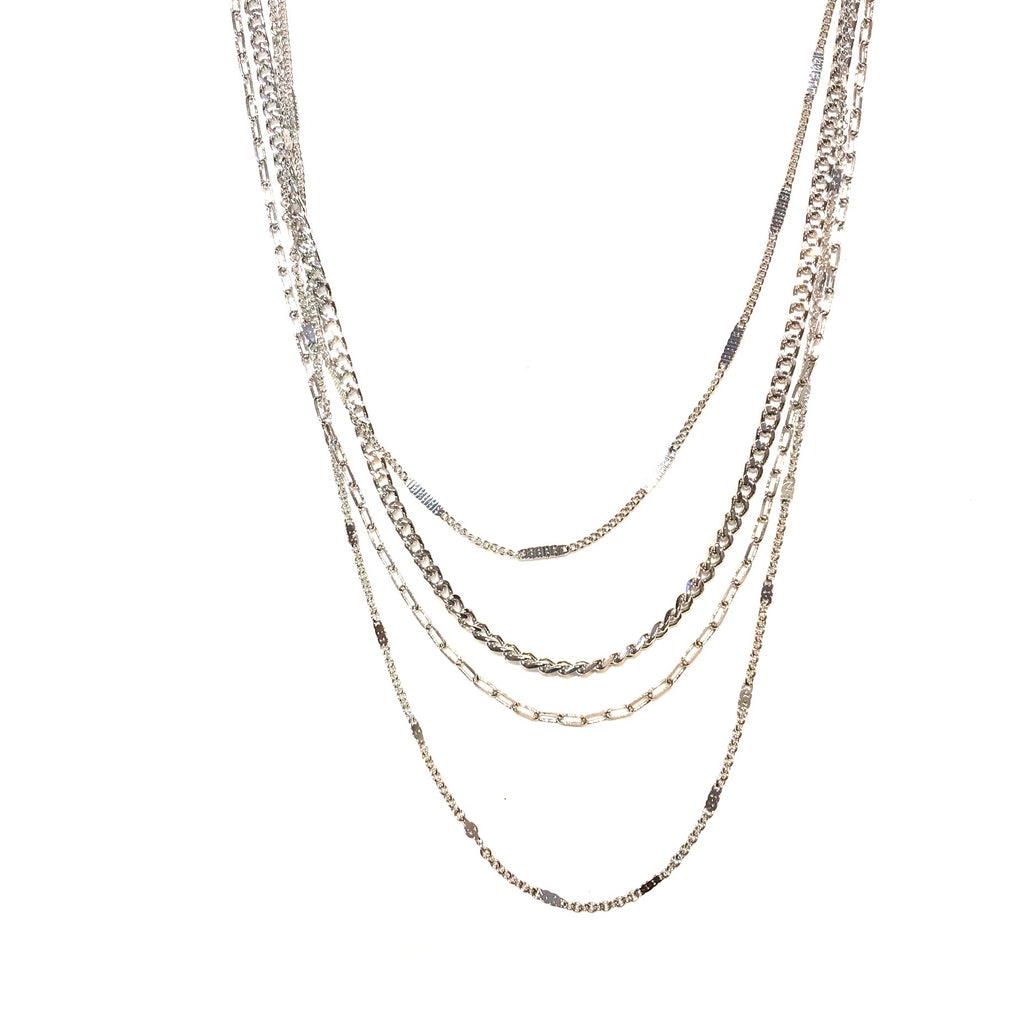 Billie Multi Chains Necklace