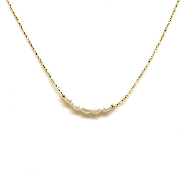 Pearlea Necklace