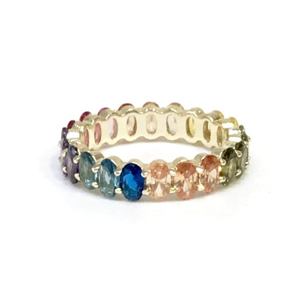 Noelia Rainbow Ring