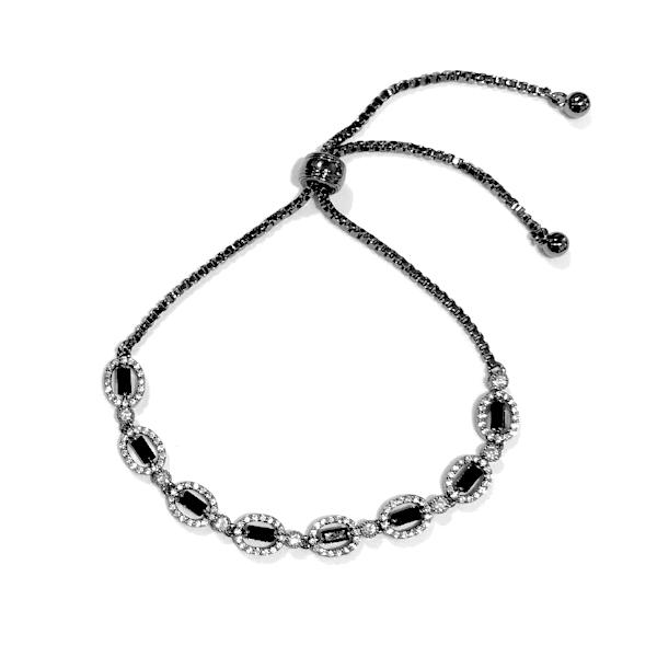 Kory Adjustable Sparkle Bracelet