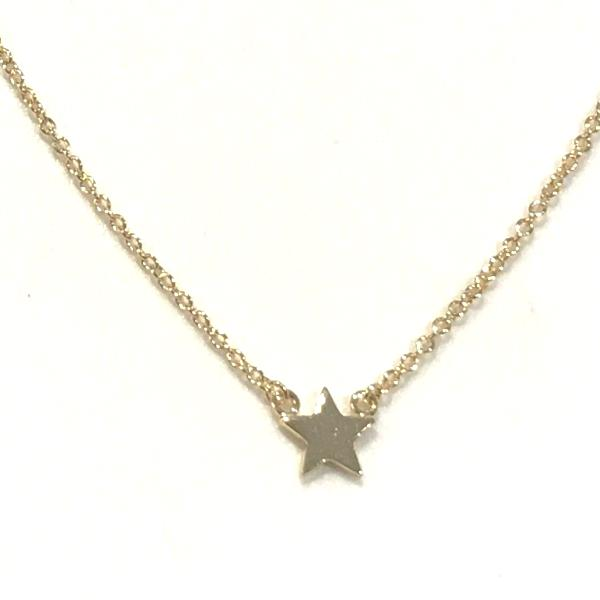 Starley Tiny Flat Necklace