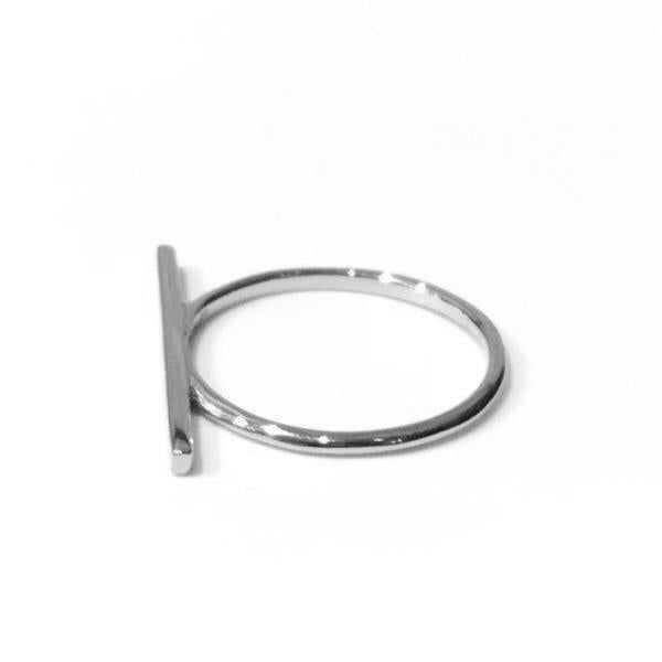 Barbara Plain Thin Ring