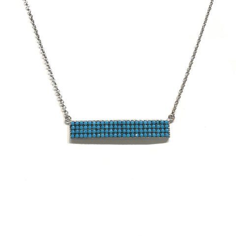 Barbara Turquoise Necklace