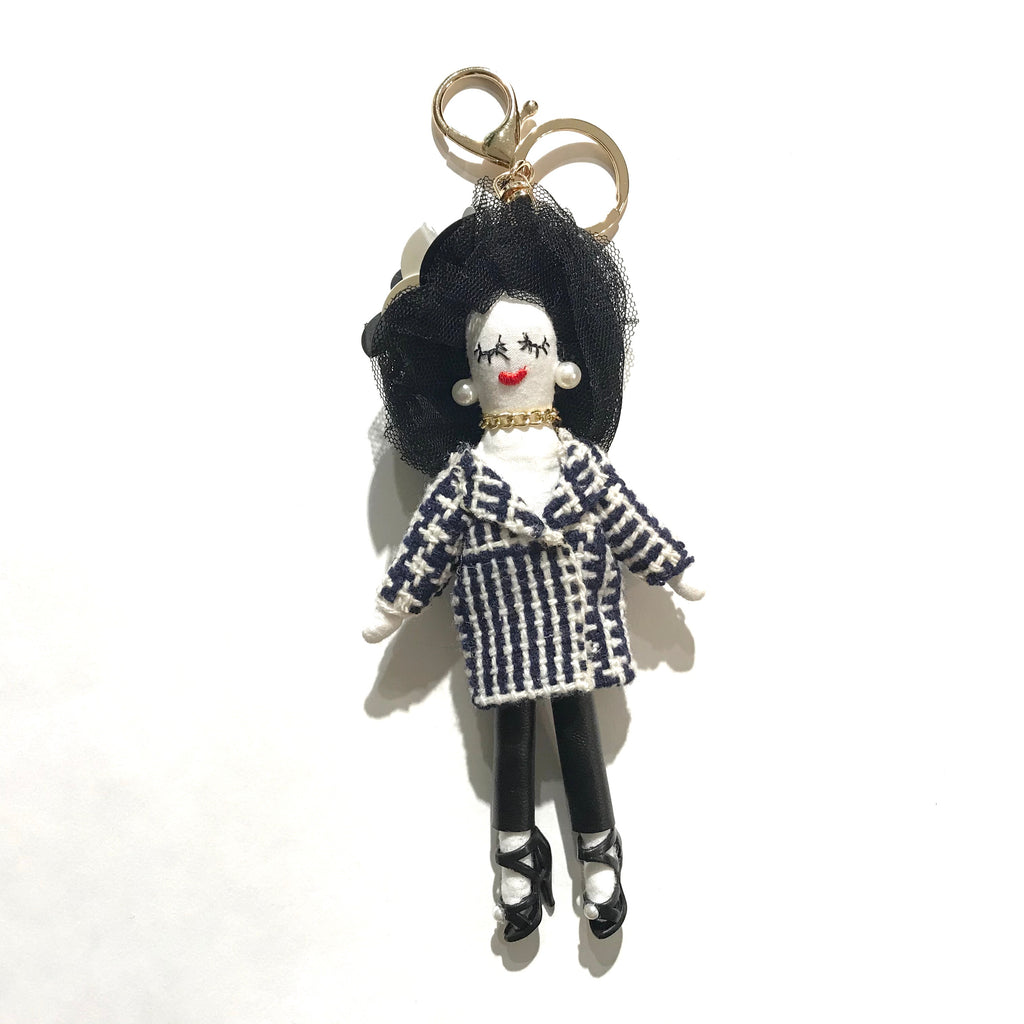 Salena Lady Key Chain