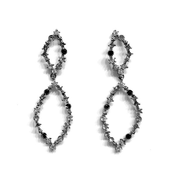 Kory Crystal Earrings