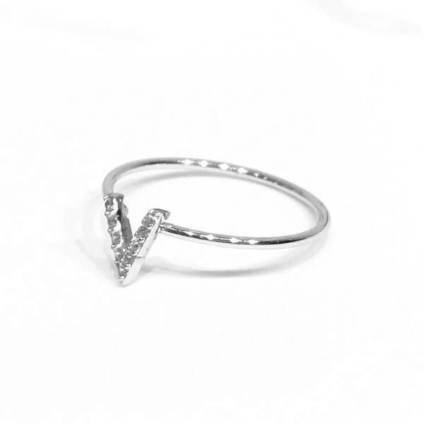 Vendetta II Sparkle Ring