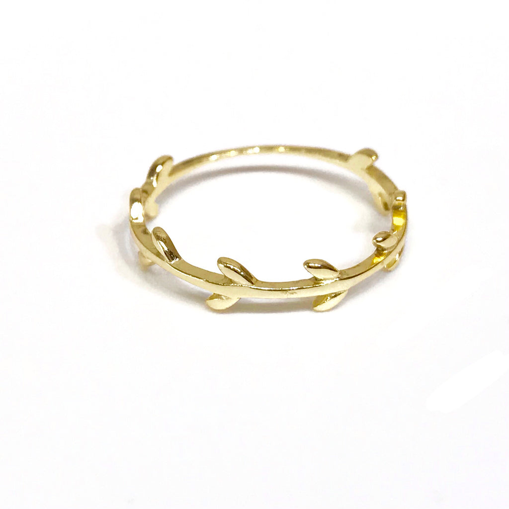 Leafea Small Vine Ring