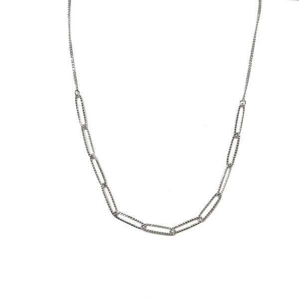 Kory Metal Chain Necklace