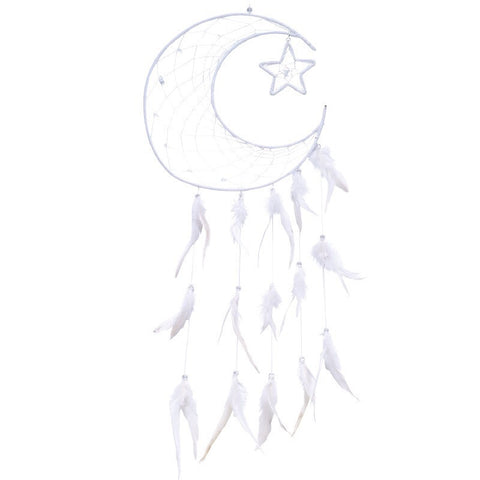 Dream Catcher Moon & Star