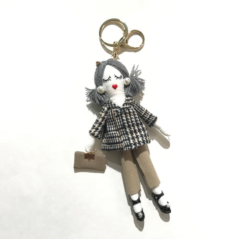 Borisa Lady Key Chain