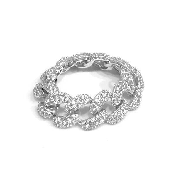 Noelia Chain Link Ring