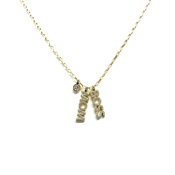 Boss Mom Necklace