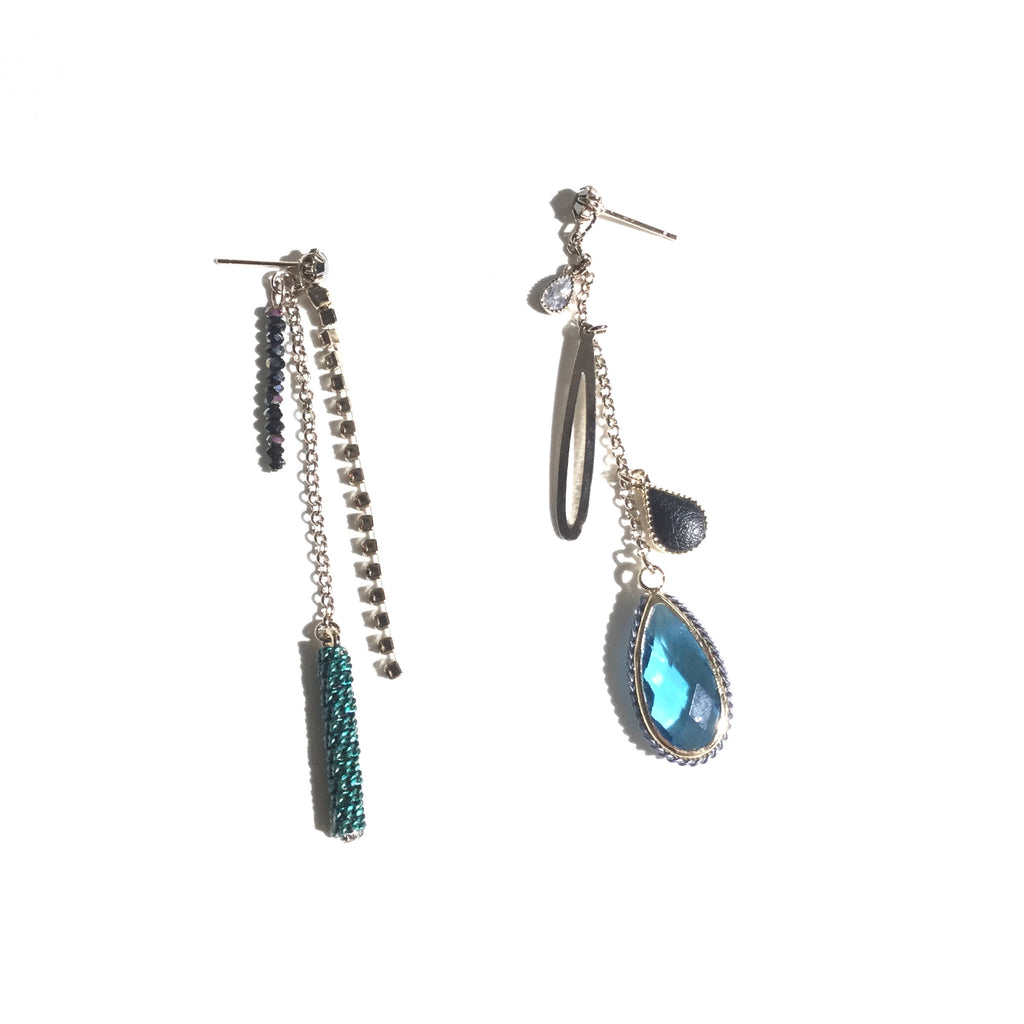 Kory Abstract Statement Earrings