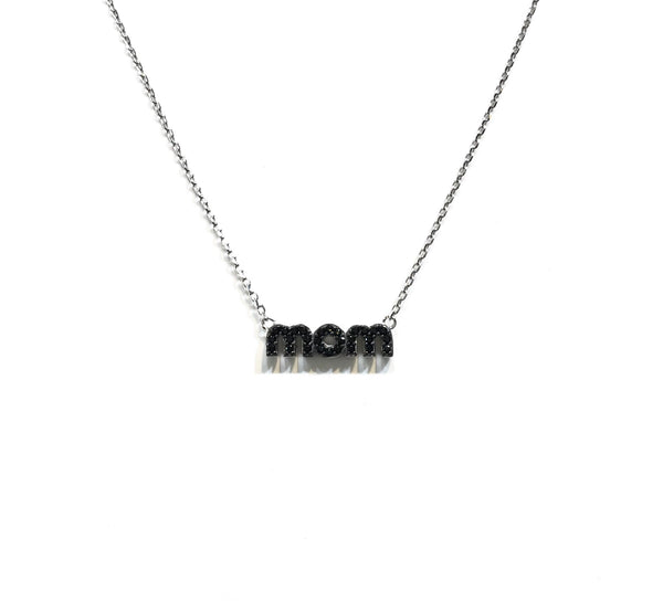 Mom Reversible Necklace