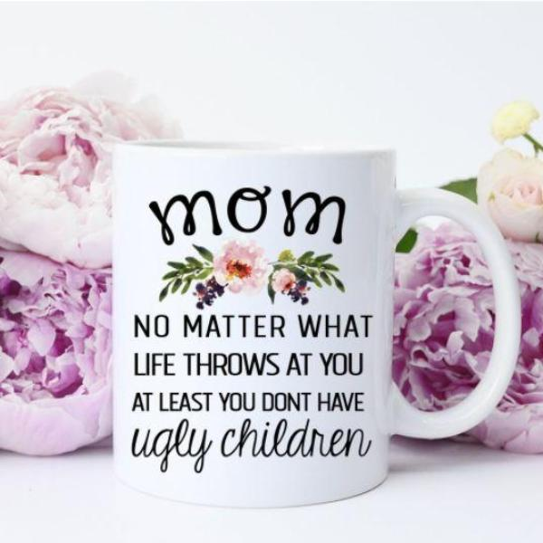 Mom Coffee Mug Cup