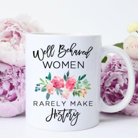 Women Coffee Mug Cup