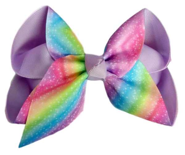Butterfly Dreams Layered Bow