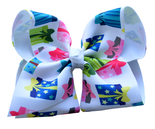 Present Layered Bow