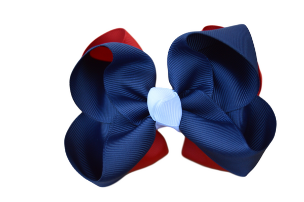 Liberty Bluebell Bow