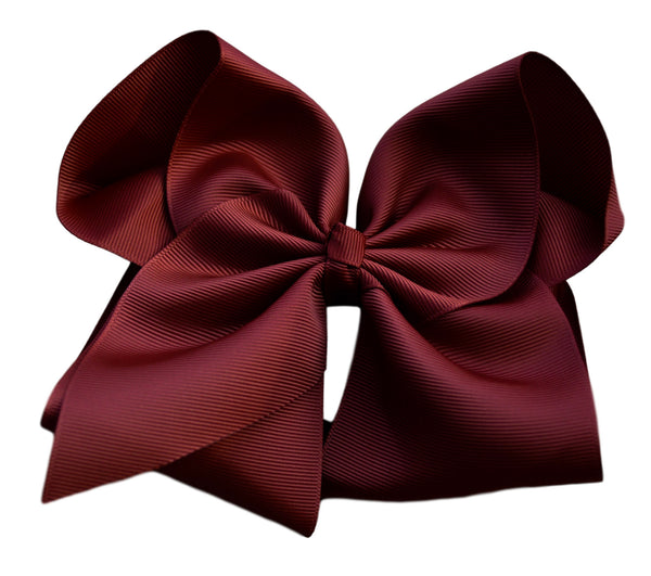 Mulberry Hair Bow