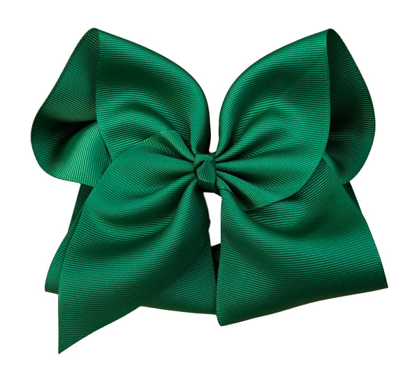 Mistletoe Hair Bow