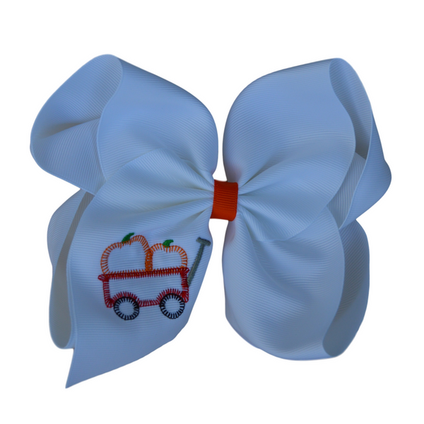 Pumpkin Patch Boutique Bow
