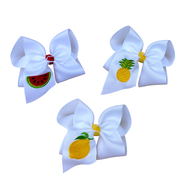 Fruit Stand Bow Set