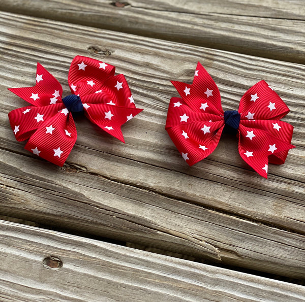 Firecrackers Bow Set