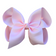 5 inch Wide - 2 inch width Solid Color Boutique Hair Bows- Summer Pricing Special.