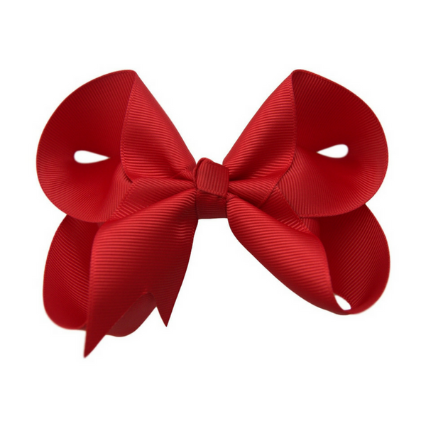 3 inch Solid Color Hair Bows