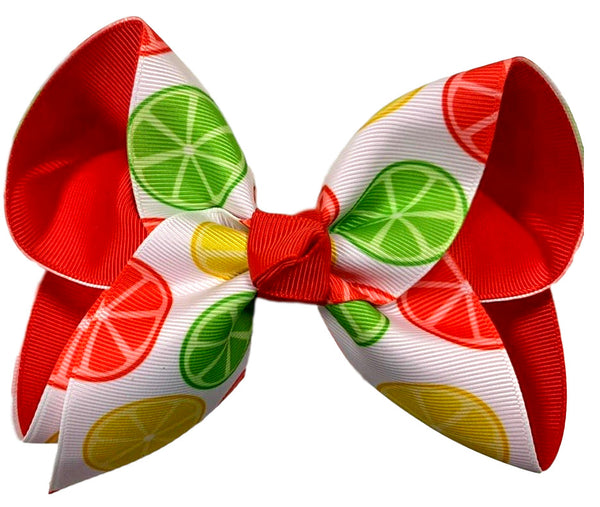 Tropical Breeze Layered Bow
