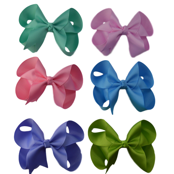 Spring Bow Set with FREE White Bow