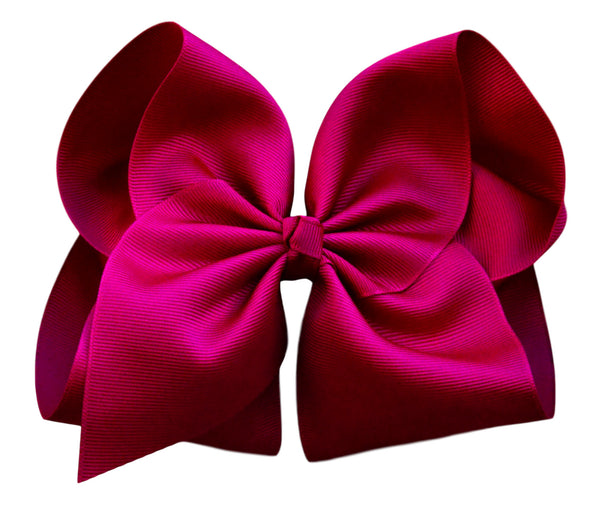 Cranberry Bow