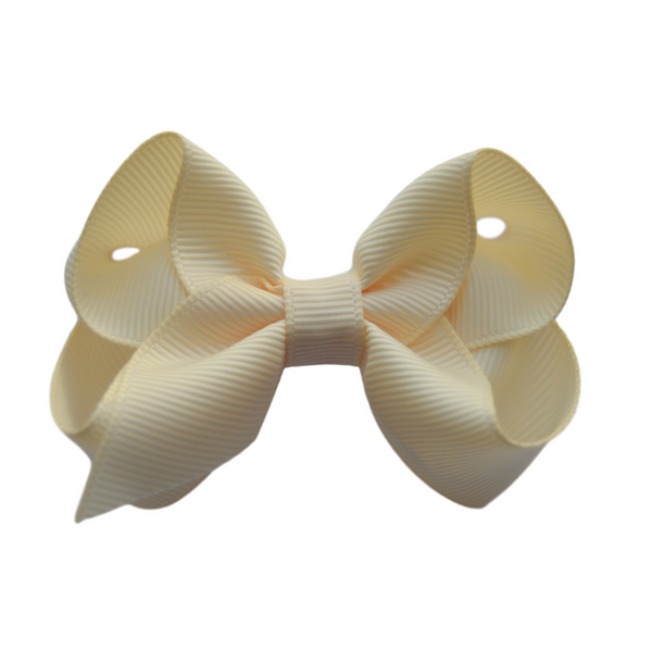 "2.5"" Solid Boutique Bow"