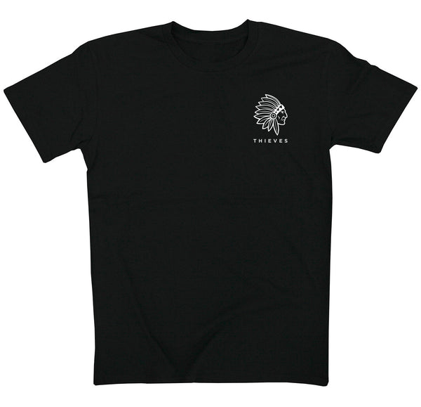 1.1 Black Chief Of Thieves Tee