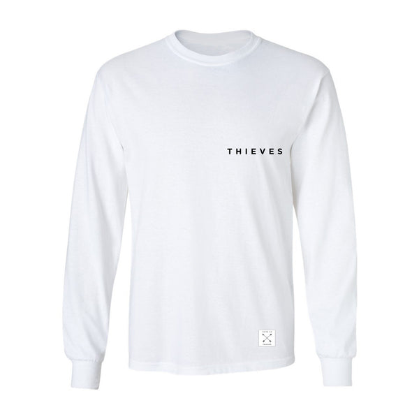 Block Back Long Sleeve Tee