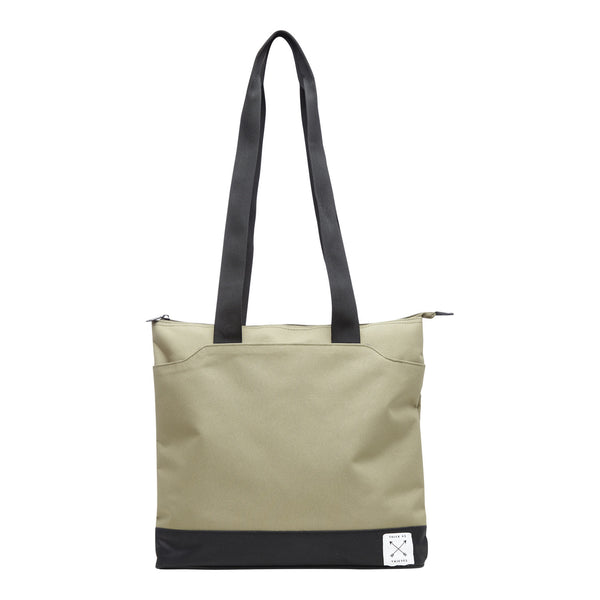 5.4 Two Tonal Olive Thieves Tote Bag