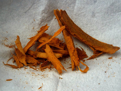 Cinnamon Bark, Whole Dried