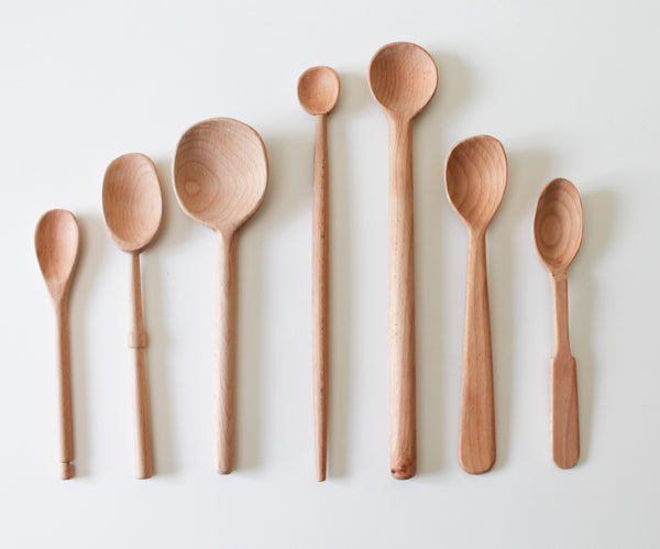 Wooden Spoon Set , spoons - sir madam, orchard + olive  - 2
