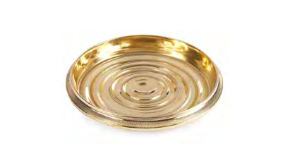 Brass Wine Coaster , Coasters - sir madam, orchard + olive  - 1