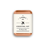 Moscow Mule: Cocktail Travel Kit , Cocktail mixer - W & P Designs, orchard + olive  - 1