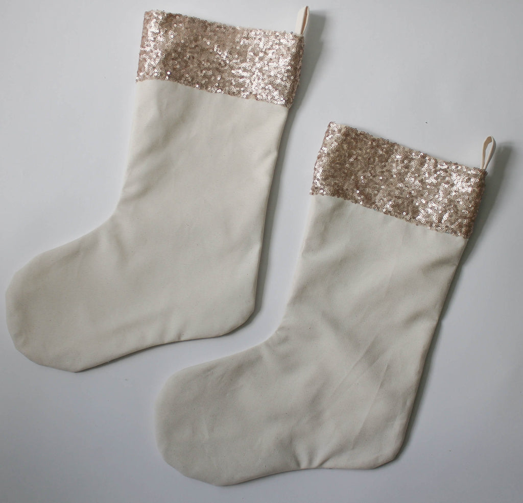 Christmas Stockings , Christmas Stockings - orchard + olive, orchard + olive  - 1