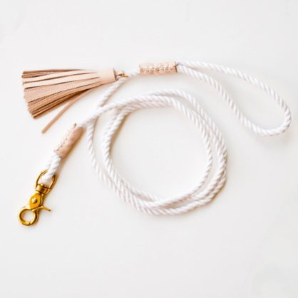 Dog Leash , Dog Leash - Chapmen at sea, orchard + olive  - 1